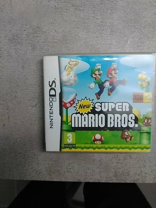 SUPER MARIO BROS DS