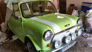 Mini (old Model) 1980