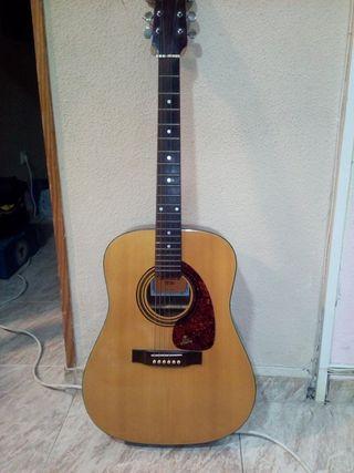 guitarra acústica admira A-300