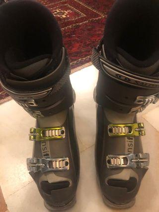 Botas esqui. Salomon