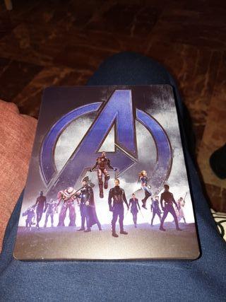 Película Avengers Endgame 4k