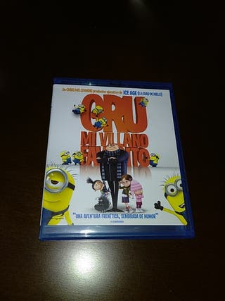 película Gru mi villano favorito 1 bluray