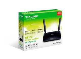 Router TP-LINK ac 750 4G lte