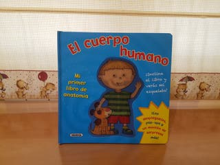 LIBRO LECTURA CUERPO HUMANO