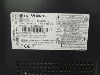 LG 32 pulgadas