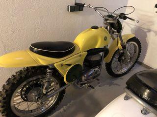 Bultaco metisse 250