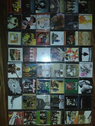 Colección de Cd's