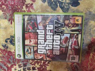 Caja Visual Memory Dreamcast + Grand Theft Auto