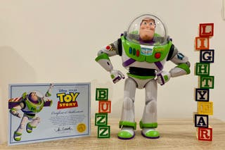 Toy Story Buzz Lightyear Collection
