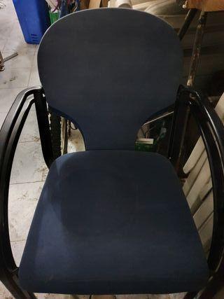 silla despacho 2 unidades