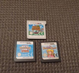 Pack de juegos ds/3ds