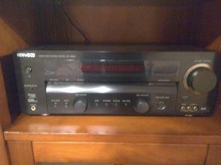 Amplificador home cinema Kenwood KRF-V5300D