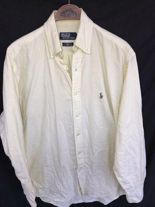 POLO RALPH LAUREN Camisa rayas talla 15