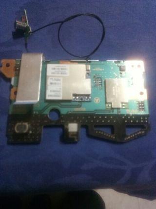 placa wifi y bluetoot de ps3 fat retrocompatible