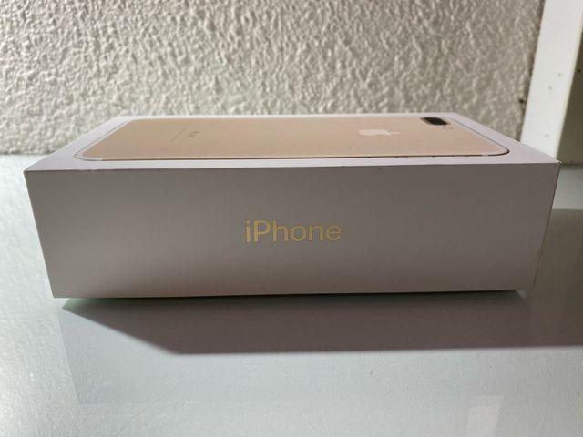 Caja Iphone 7 Plus original