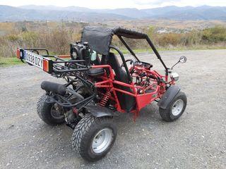 buggy kinroad sahara xt 250