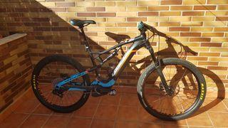 Bicicleta eléctrica de Montaña e-MTB Lapierre