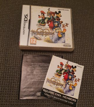 Kingdom hearts re coded ds