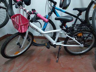 Bici Infantil Rosa