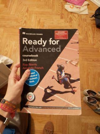 libro ready for advanced
