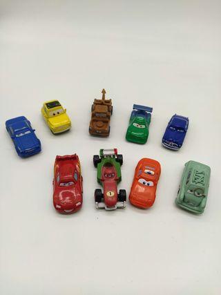 Cars miniaturas