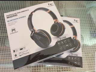 Lote 4 auriculares bluetooth