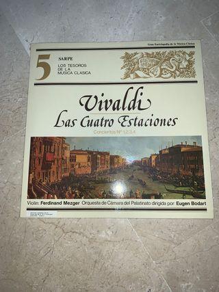 Disco vinilo Vivaldi