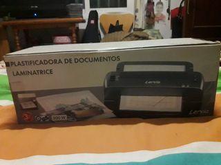 plastificadora de Documentos.
