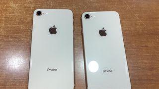 Pareja de Iphone 8 64gb Oro Impecables