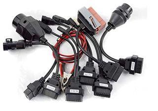 Cables de diagnosis