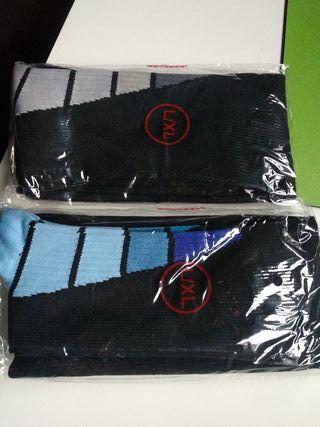 Calcetines deportivos compresión