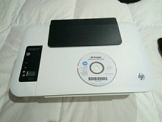 impresora HP deskjet 2543 multifuncion wifi