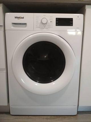 Lavadora y secadora Whirpool