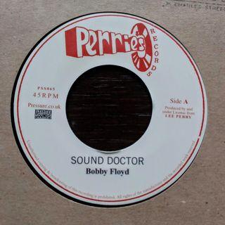 "Bobby Floyd / Young Dellinger - Sound Doctor - 7"""