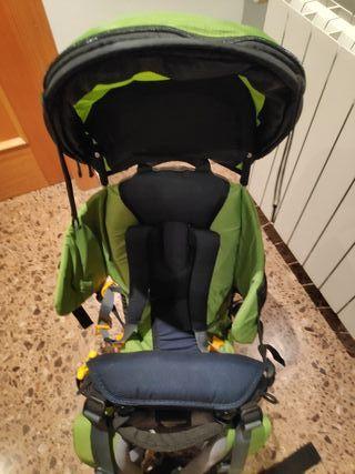 mochila porta bebé Deuter Kid Comfort Plus