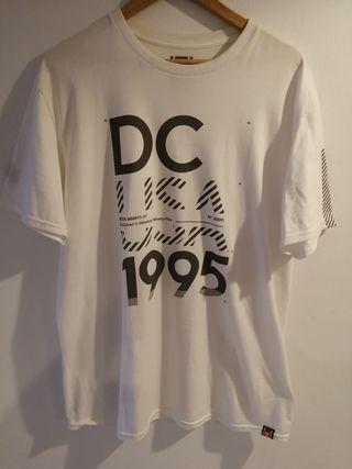 Camiseta DC skateboarding a estrenar