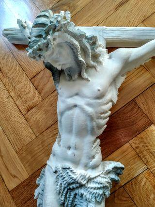 Talla Cristo de Miguel Senserrich