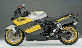 bmw k1200s 2006 mat. FFP