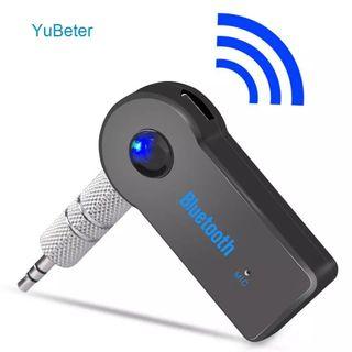 receptor bluetooth stereo con bateria