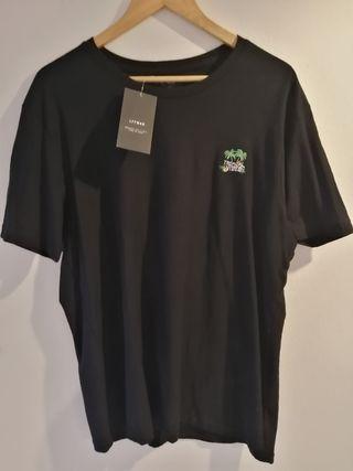 Camiseta de Zara tropical Vibes