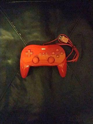 Mando Pro oficial Nintendo Wii Wii U