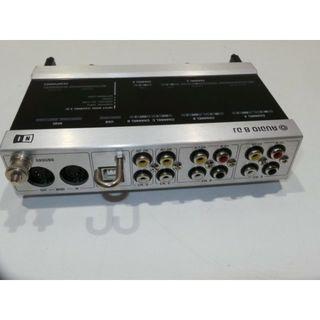 Tarjeta sonido Traktor Audio 8