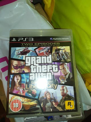 GTA 5 Liberty City PS3