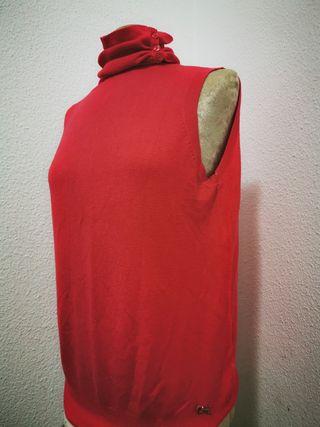Blusa lana finita M