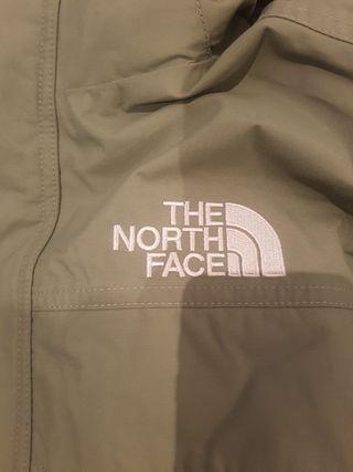 North Face Parka Talla L
