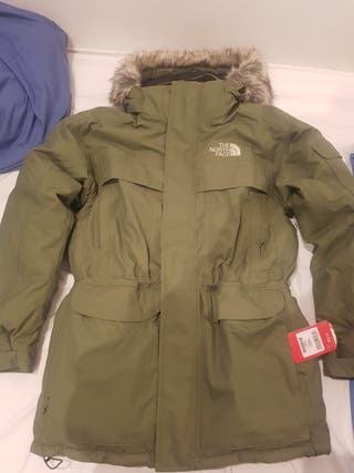 North Face Parka Talla L