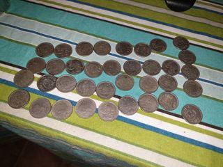 5 pesetas Juan Carlos I