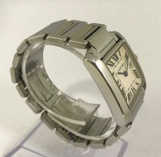 Reloj Cartier Tank Française