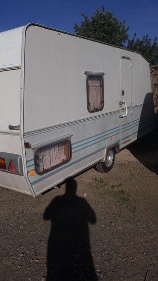 vendo caravana roller