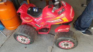 moto quad para niños